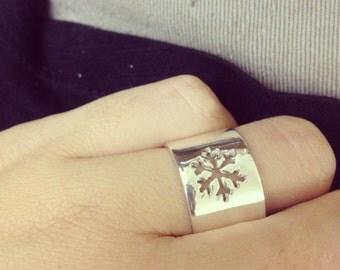 ALP handmade sterling silver ring