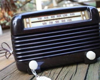 1948 Philco radio