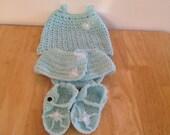 Newborn summer outfit