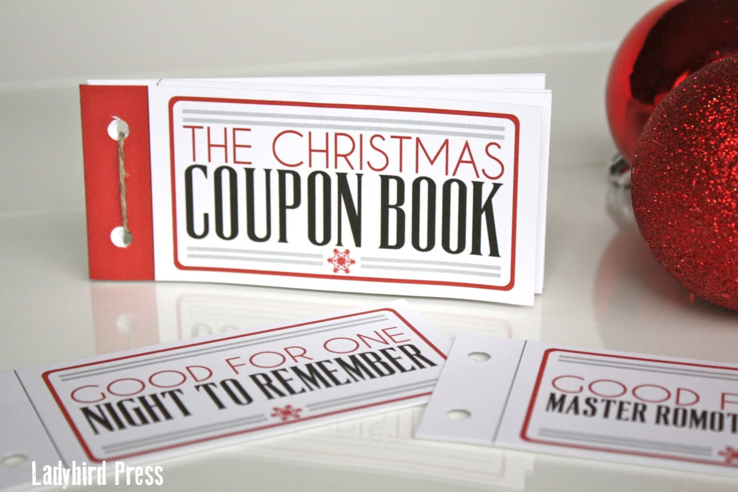Printable stocking stuffer christmas gift love coupons for Coupon book for husband template