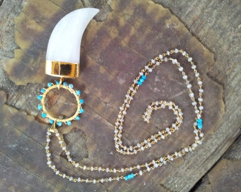 White Horn, turquoise, friend gift, Geode line, white jade, jade, crystal, Birthday gift, agate, gift, new mom, White Jade, Turquoise, ring