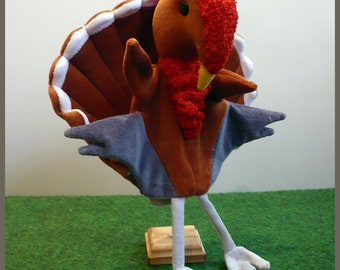 Rupert, the turkey