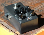 SHREDDER  Distortion -BUILT & Ready To Ship- Vintage / Classic Guitar / Keyboard / Instrument Effects FX Pedal Stomp Box-