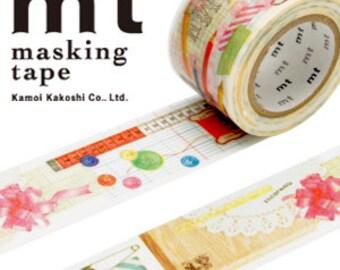 MT Washi Masking Deco Tape EX Material