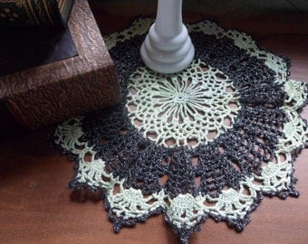 Hand Crocheted Doiley