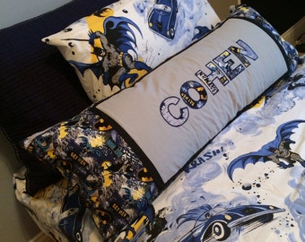Super Hero Body Pillowcase
