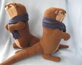 Special Otter Doll for Brandon