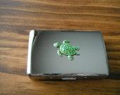 turtle cigarette case