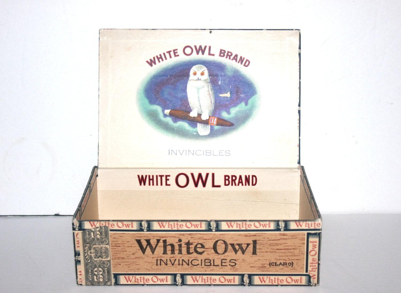 Vintage white owl cigars - photo#14