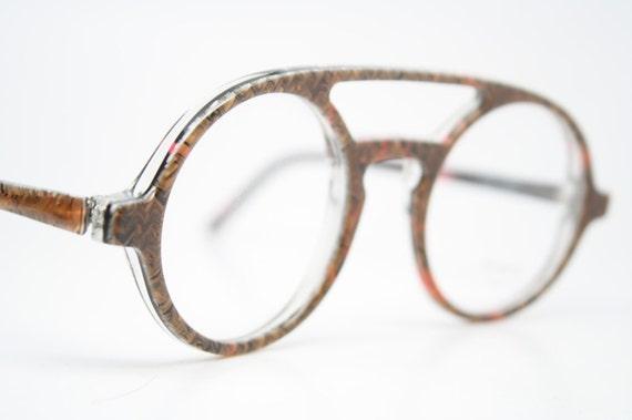 Eyeglass Frames Unique : Unique Unused Vintage Eyeglass Frames Retro Eyeglasses