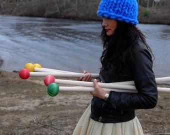 Size 50 (25mm) Straight Knitting Needles 24'' (60cm)