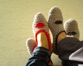 Set of mens and womens slippers, gift for couples, home shoes for couples, mustache ad lips, gift for him, gift for mom, mothers day gift,