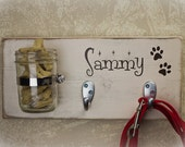 CUSTOM DOG LEASH Holder