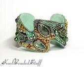 Beautiful labradorite bracelet