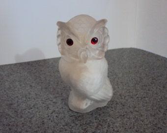 Pretty Vintage Avon Owl