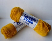 Yarn Sale  -Lemon Drop Lamb's Pride Bulky by Brown Sheep Company