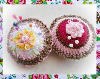 Very Easy Pincushion 02 Crochet Pattern
