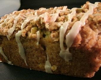 Handmade Apple bread Homemade Moist & Delicious Apple fresh baked bread every day
