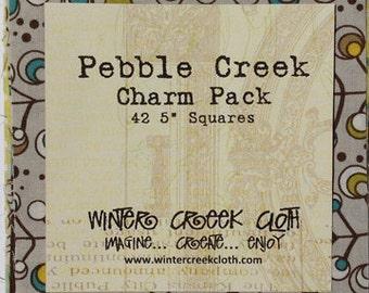 Pebble Creek Charm Pack