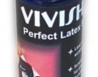 Latex Rubber Polish Shiner Vivishine