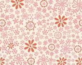 Embroidery  - Raaga Knits - Monaluna Organic Jersey Knit - 1 Yard Cut
