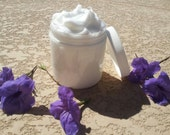 Rose - Scented Shea Butter Cream Lotion  - 8 oz Jar