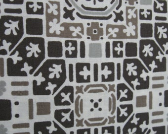 Curious Nature  French Quarter in Sand by Parson Gray (David Butler) for Free Spirit 1 yard