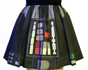 Vader Full Skirt