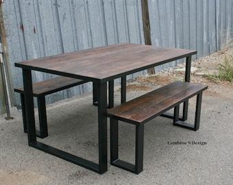 Custom dining tables Etsy