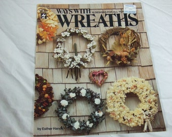 Ways with Wreaths - How to Make Holiday Wreaths