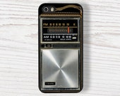 Pocket Radio IPHONE CASE | iPhone 6/6S | iPhone 6/6S Plus | iPhone 5/5S | iPhone 5C | iPhone 4/4S case