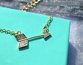 Gold arrow bracelet, diamond arrow bracelet, dainty arrow bracelet.