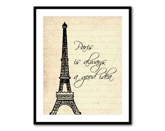 French Words Decor Etsy