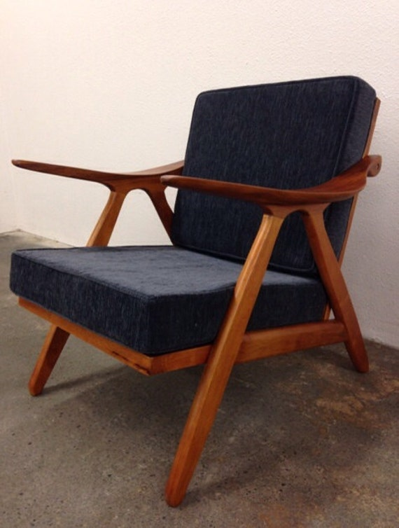 Items Similar To Danish Mid Century Modern Style Teak