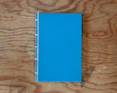 blue handmade journal // ...