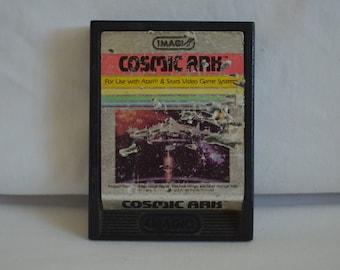 Atari 2600 Video Game: Cosmic Ark