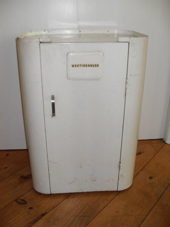 Vintage Westinghouse Roaster Base Cabinet
