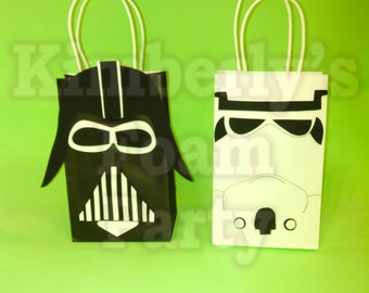 10 Star Wars party bags