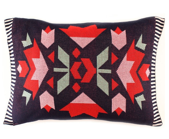 Amsterdam Port Pillow
