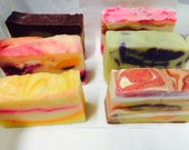 Soap bundle - soaps - handmade soaps - soap set - set of soaps
