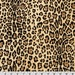 "Craft size minky fabric, 9"" x 15"" BABY JAGUAR in GOLD piece of cuddle fabric by Shannon Fabrics for crafts, sewing, costumes"