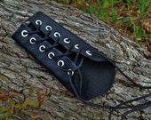 USA Leather Archery Bracer