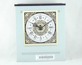 CD DVD Drive Desk Clock, Geekery, Clocks by DanO