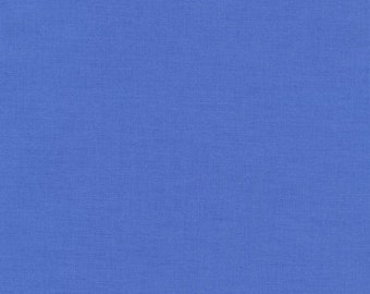 Kona Cotton Solid in Lapis by Robert Kaufman