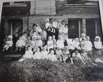 Old Orphanage Photo, 8x10