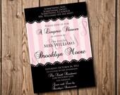 Bridal/Lingerie Shower Invitation