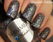 Shimmer Nail Polish - Natalie