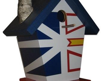 Newfoundland Birdhouse