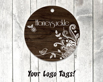 Clothing Tags - 12 Tags for Clothing - Branding for Clothing - Product Tag - Hangtag