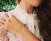 Bling It On Diamond Bar Bracelet. Bar Bracelet. Diamond Bar, Diamond Bracelet